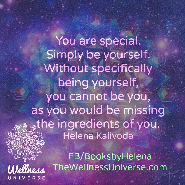 The Wellness Universe Quote of the Day by Helena Kalivoda 55