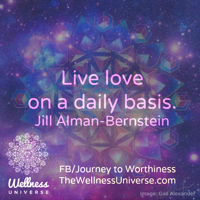 The Wellness Universe Quote of the Day by Jill Alman-Bernstein 84