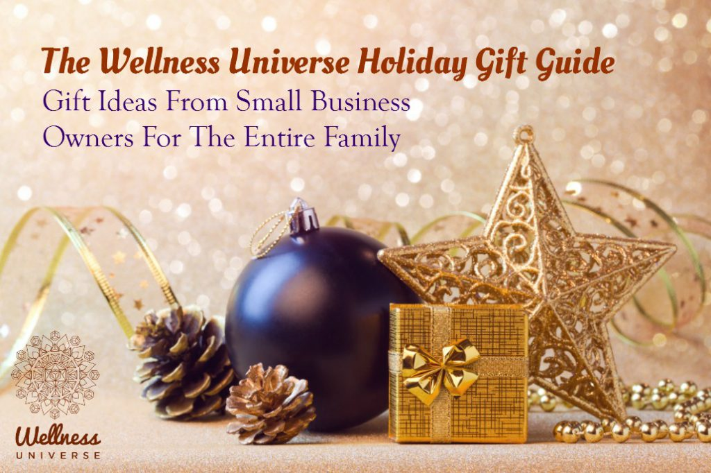 Holiday Gift Guide Small Business Saturday Cyber Monday