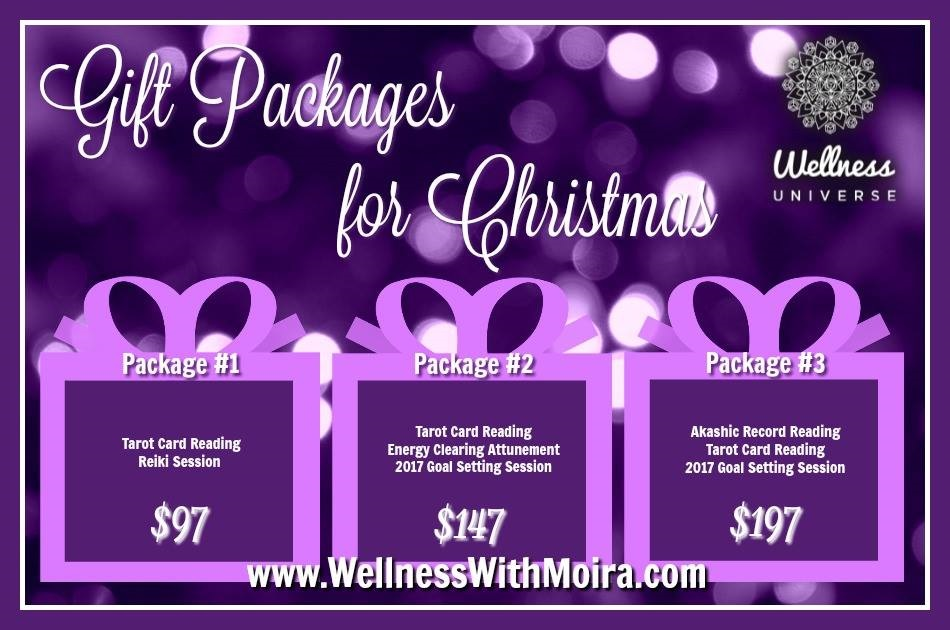 The Wellness Universe Holiday Gift Guide 2016 #WUVIP Moira Hutchison