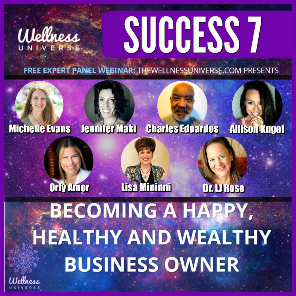 www.Success7Live.com Ultimate Business Webinar Wellness Professionals