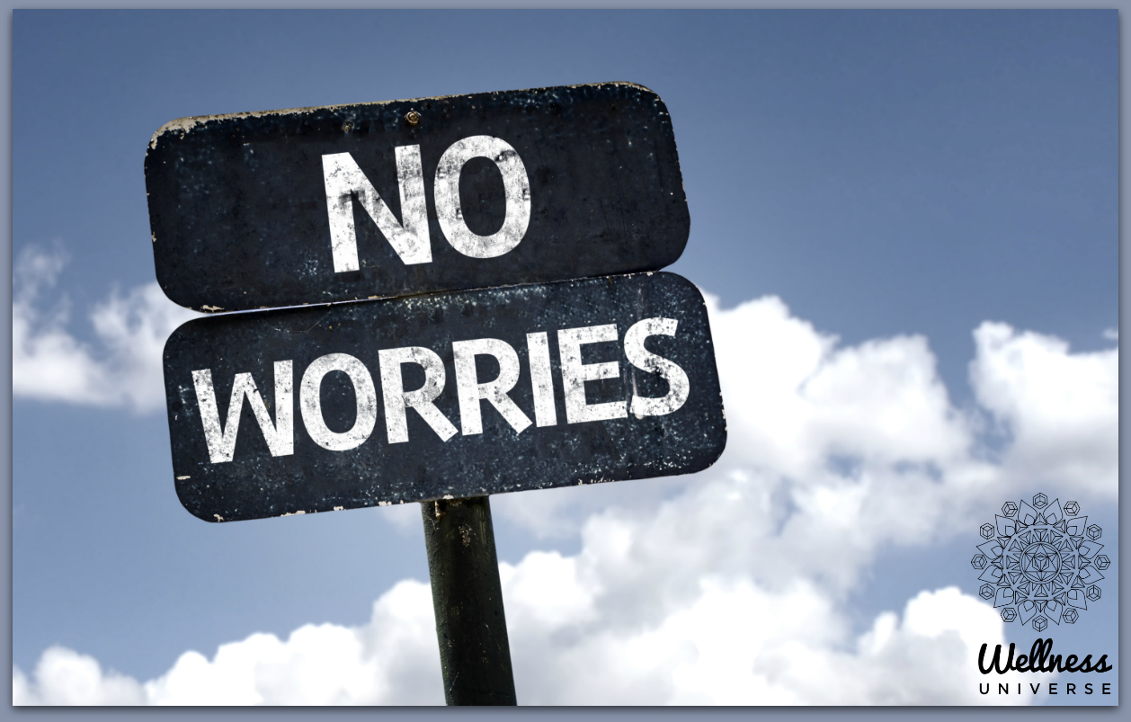 4 Tips on How to Become Worry Free by Rajan Narayanaswamy #TheWellnessUniverse #WUVIP #WorryFree