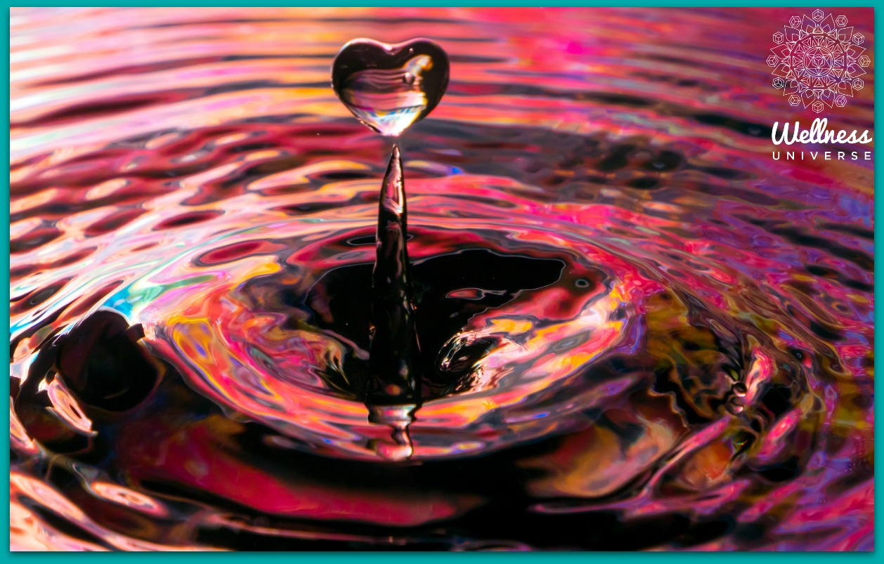 One Ripple: Join Us on A Movement to Spread Good by TheWellnessUniverse #WUVIP #SpreadGood