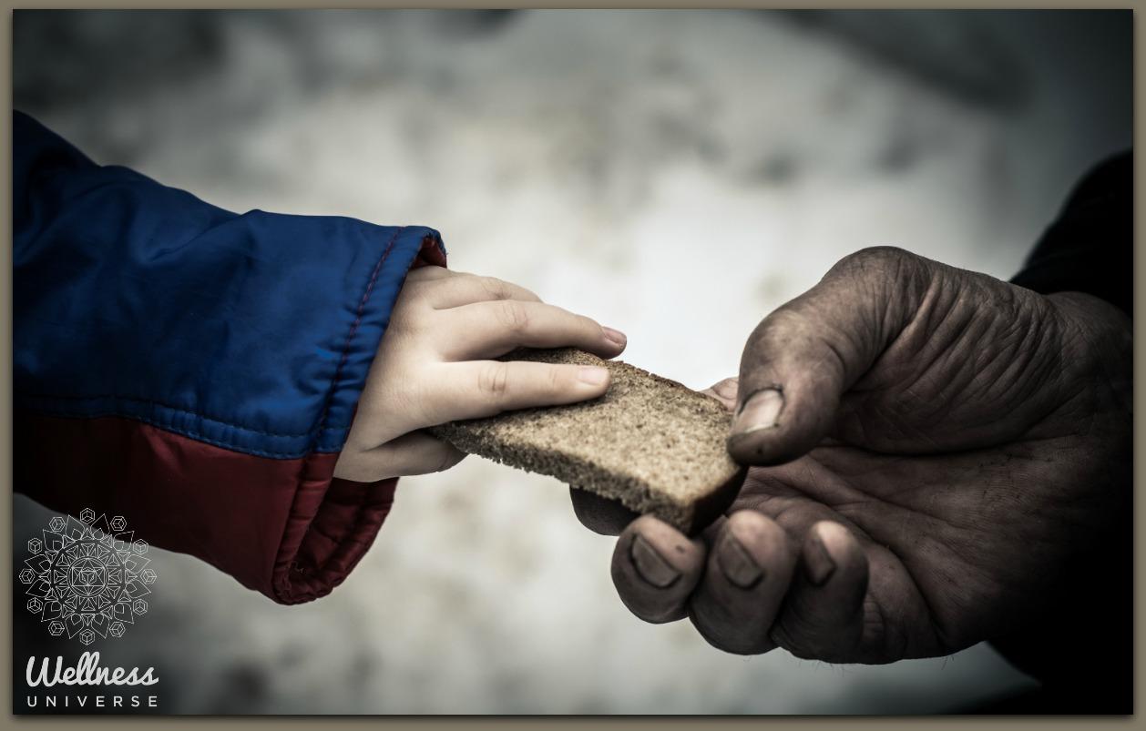 27 Kindness Sharing Ideas by Juli Ocean #TheWellnessUniverse #WUVIP #KindnessSharing
