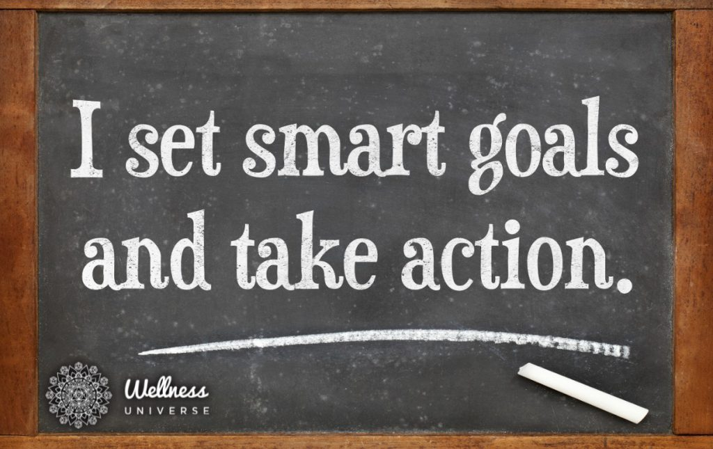 5 Powerful Ways to Achieve Your SMART Goals by Cristina Smith #TheWellnessUniverse #WUVIP #SMART