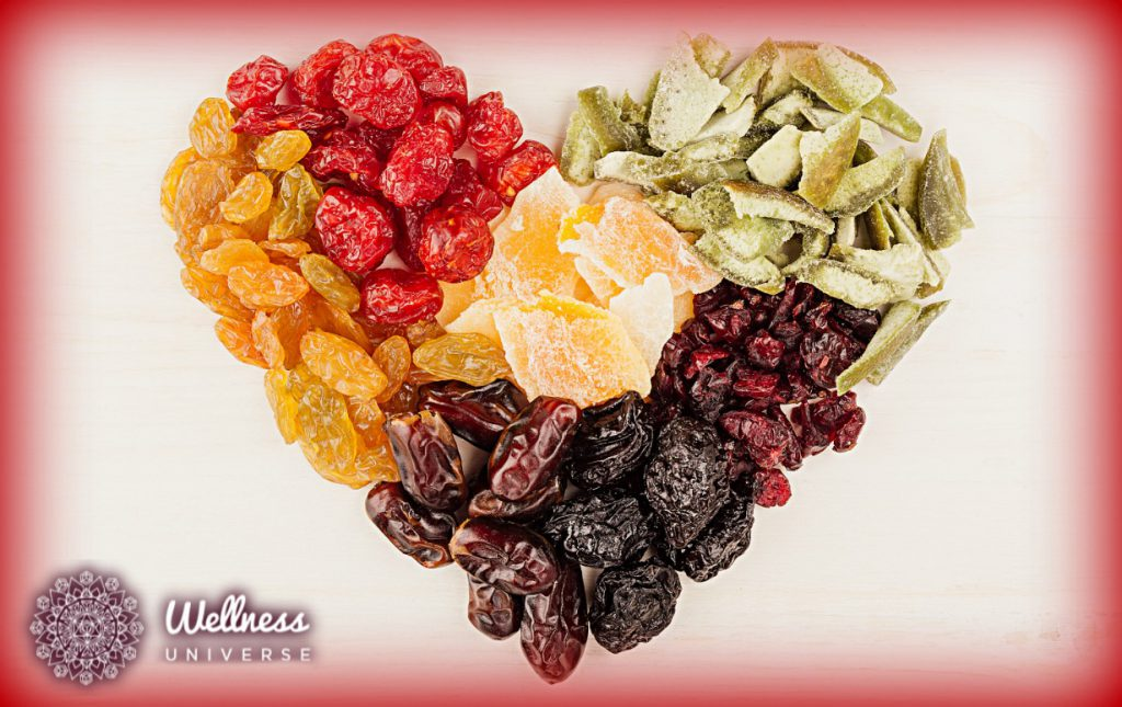 A Recipe for Love: Dry Me a Raisin by Dr. Lynn Anderson #TheWellnessUniverse #WUVIP #Raisin