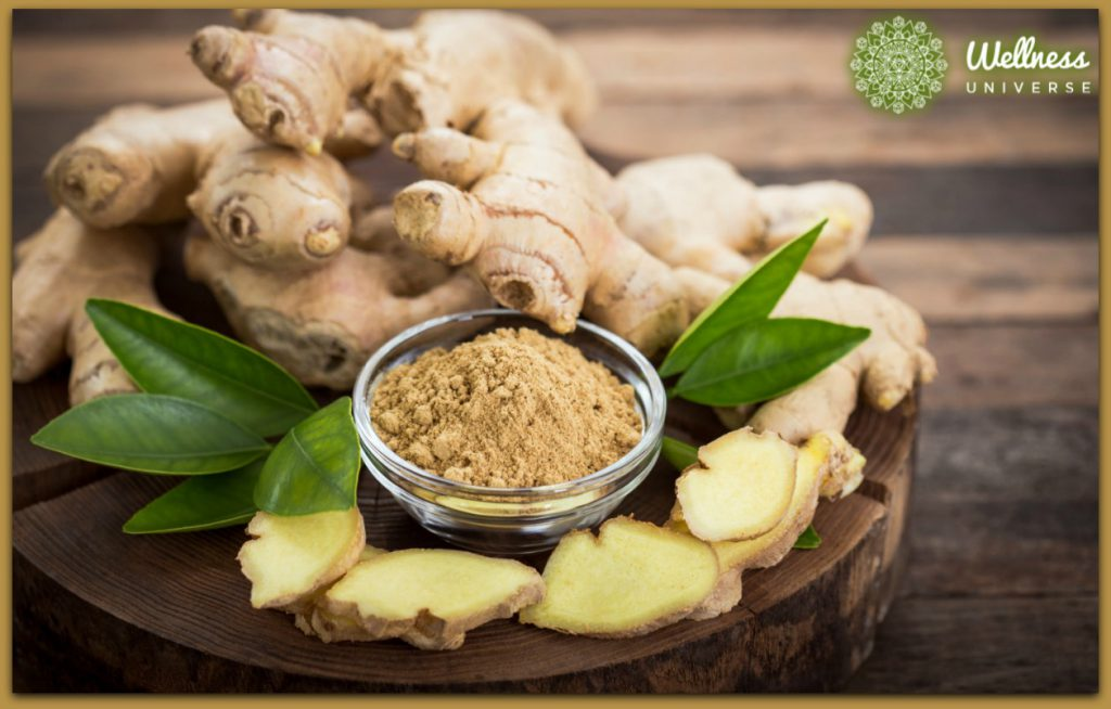 10 Nutritious Ways to Use Ginger by Rachel Kieffer #TheWellnessUniverse #WUVIP #UseGinger
