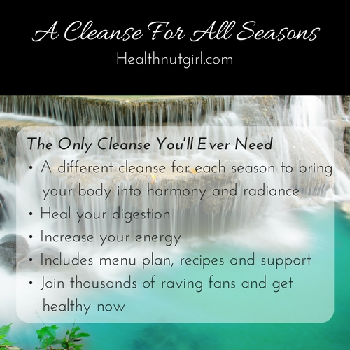A Cleanse for All Seasons with Rachel Kieffer