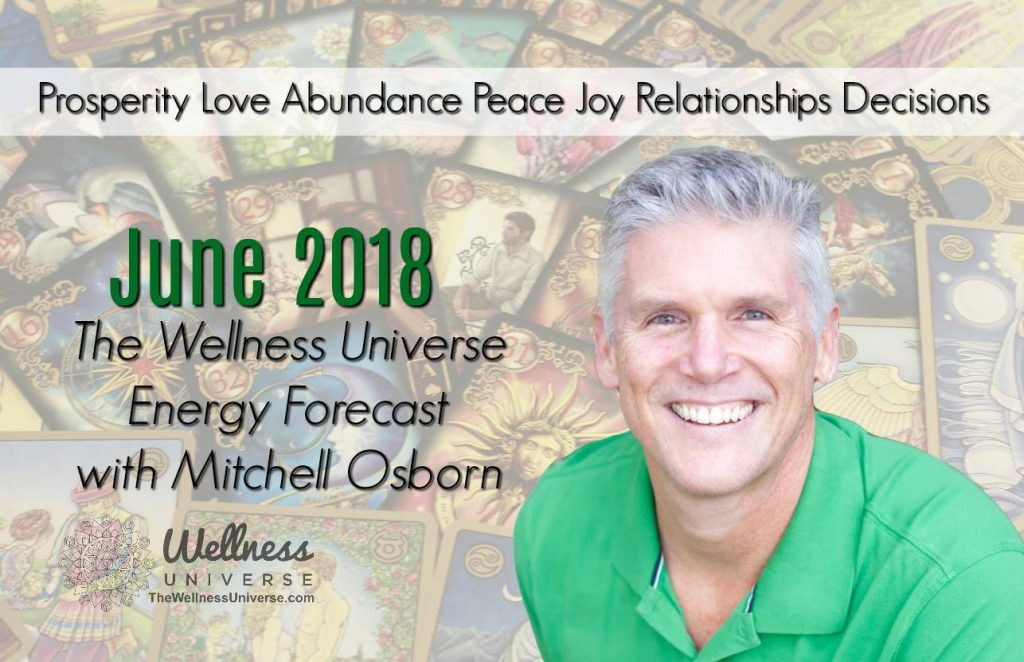 Energy Forecast for June 2018 with Mitchell Osborn #EnergyForecastforJune
