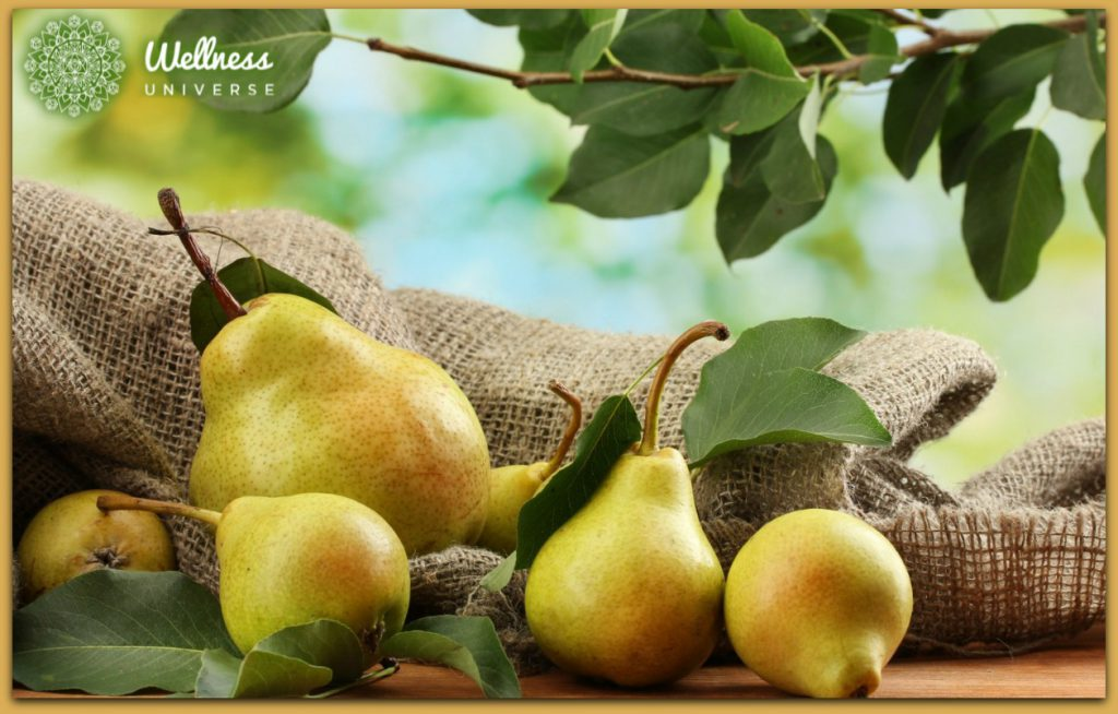 A Recipe for Health: Pear Me with Boring Boron by Dr. Lynn Anderson #TheWellnessUniverse #WUVIP #Boron