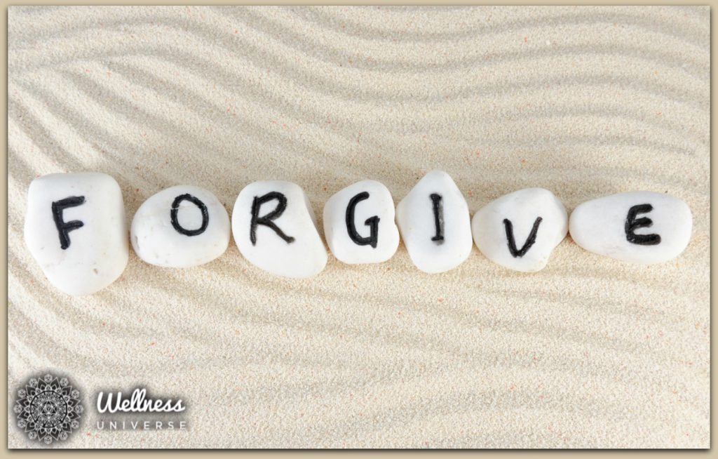 How Do We Live Forgiveness? by Elizabeth Kipp #TheWellnessUniverse #WUVIP #LiveForgiveness