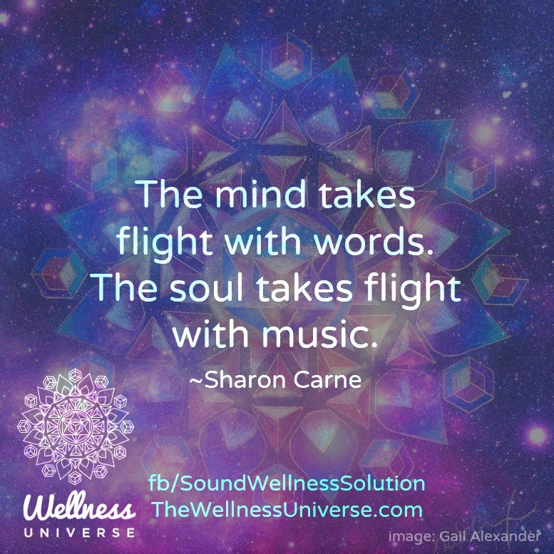 music therapy Archives ⋆ The Wellness Universe Blog