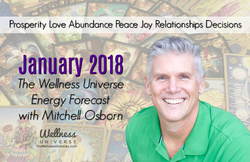 Energy Forecast for January 2018 with Mitchell Osborn