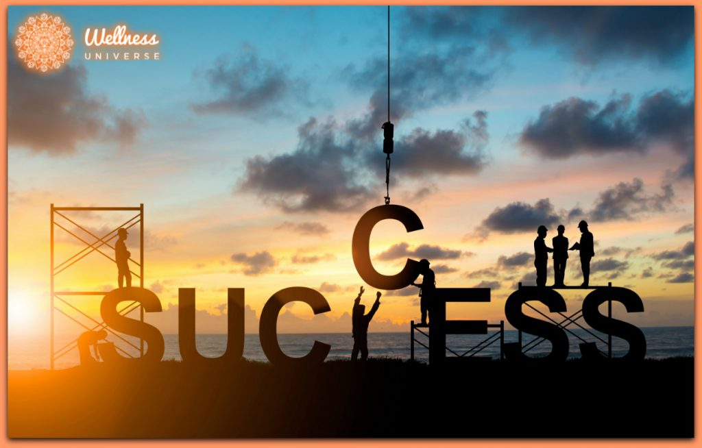 Insights and Inspirations: Define Success by The Wellness Universe #WUVIP #DefineSuccess