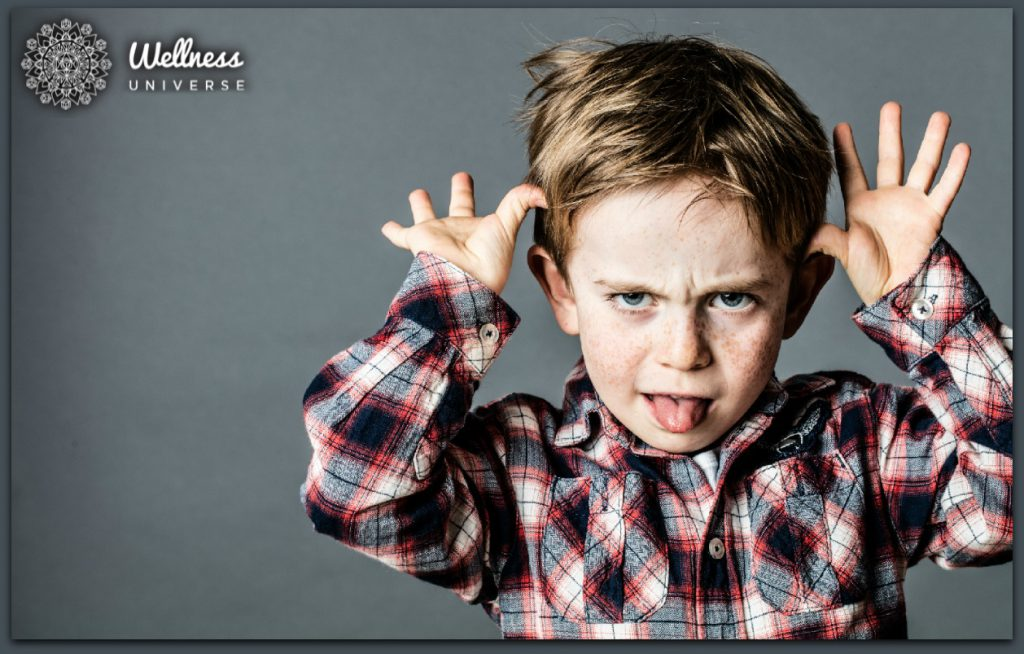 Why is My Child Acting Out? by Catherine Gruener #TheWellnessUniverse #WUVIP #ActingOut