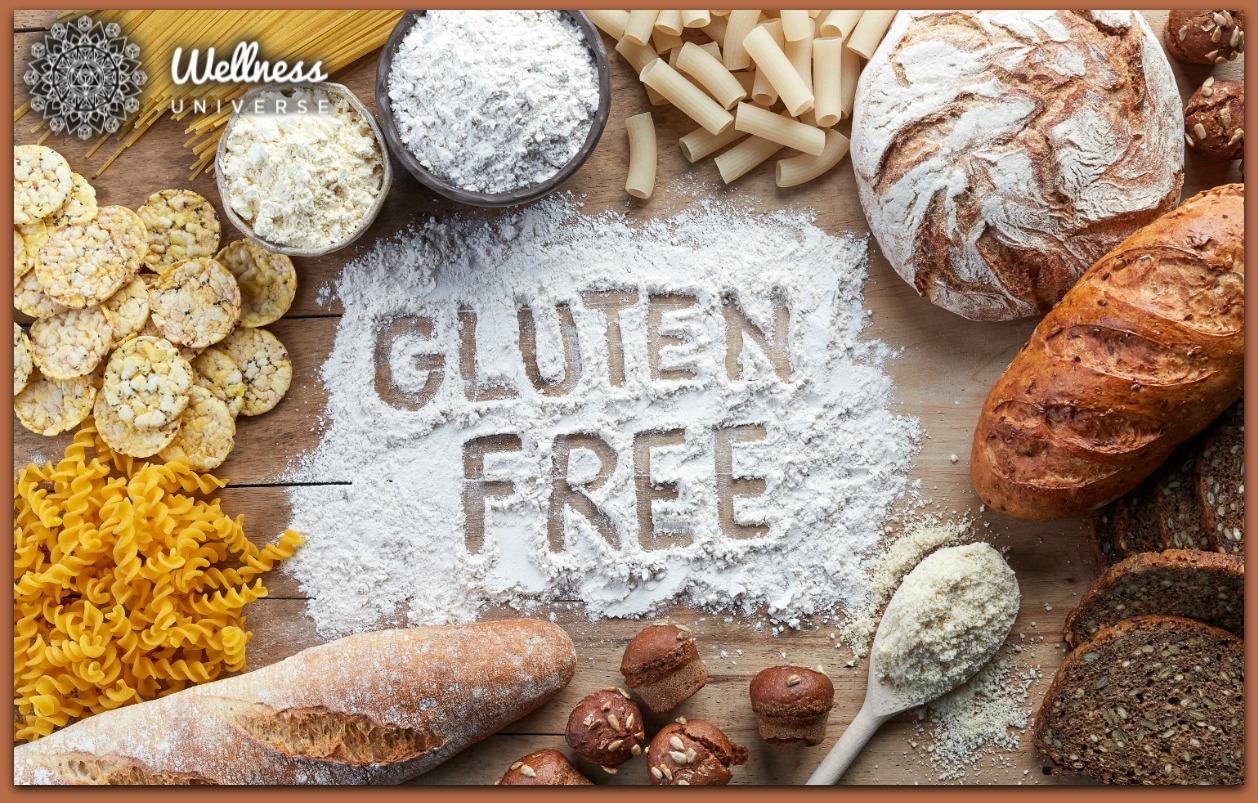 National Celiac Disease Awareness by The Wellness Universe #WUVIP #CeliacDisease
