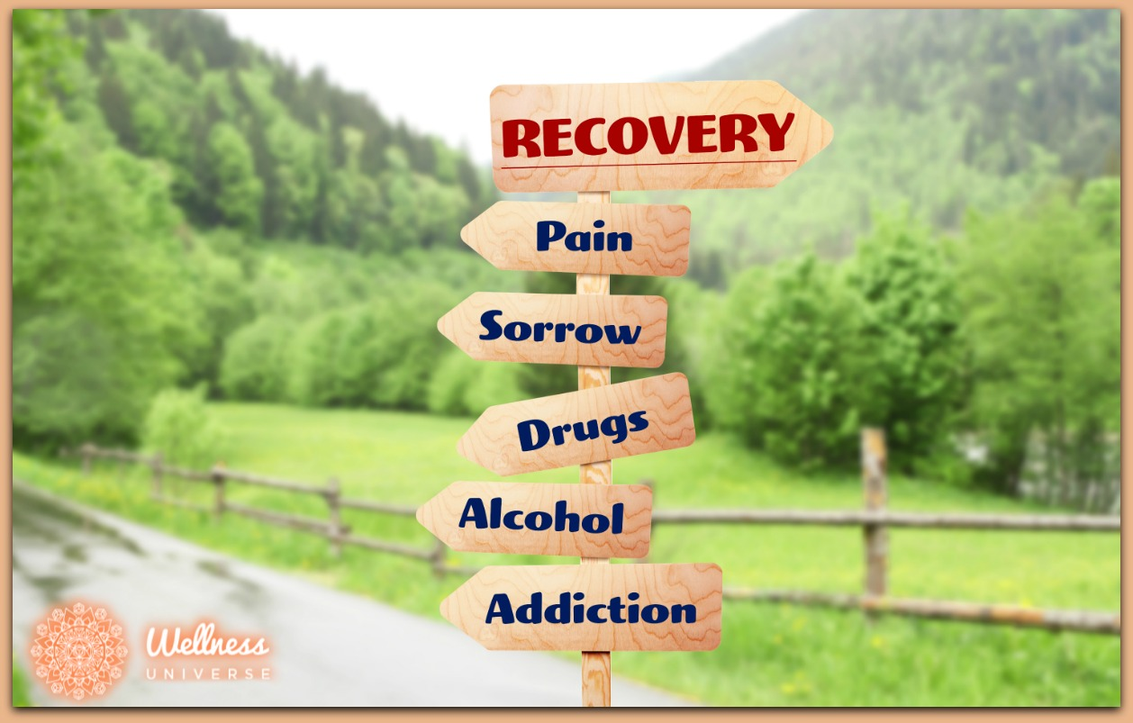 National Recovery Month: September 2018 by Ashley Brewer #TheWellnessUniverse #WUVIP #RecoveryMonth