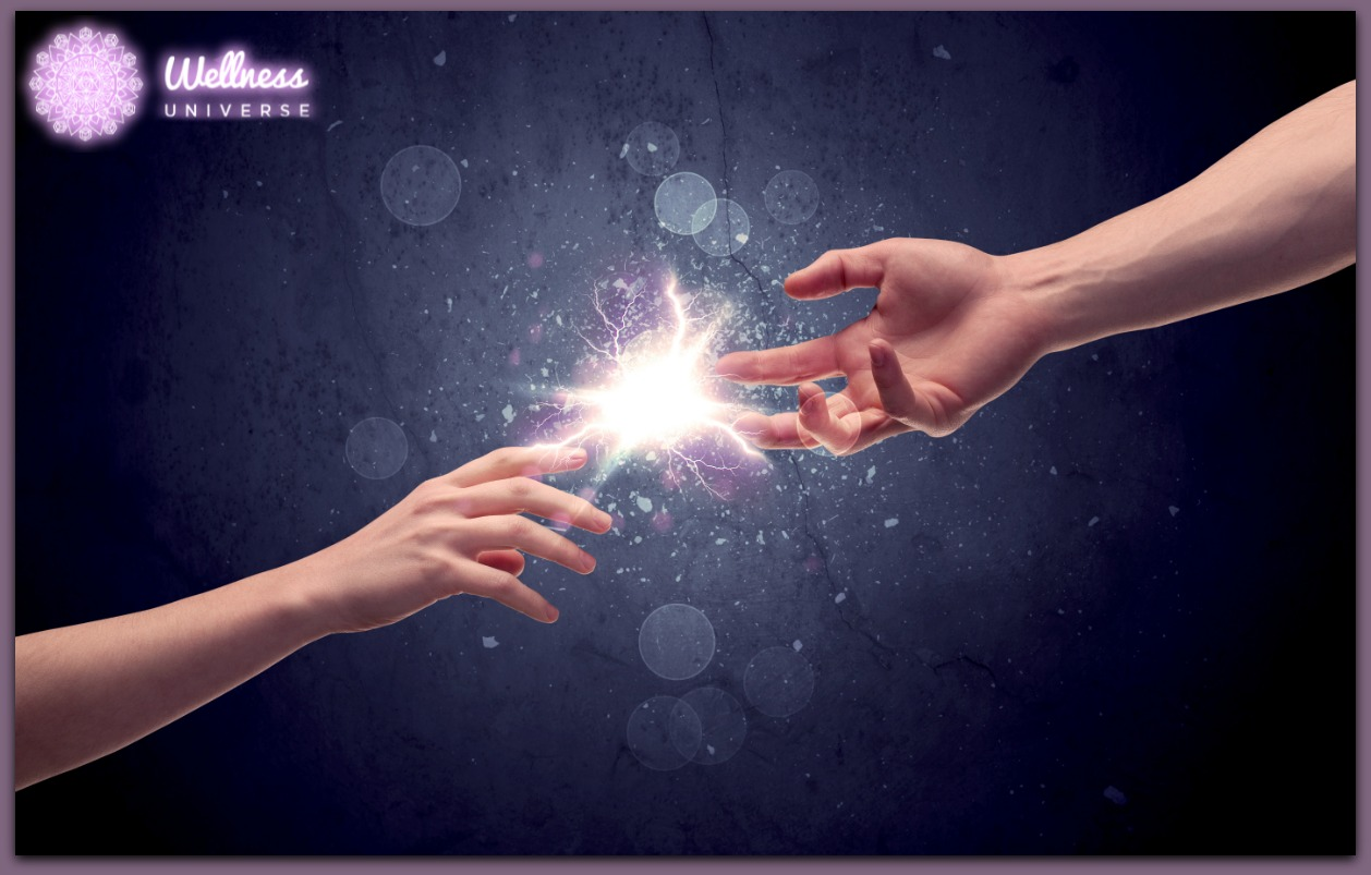 We Are All Connected by Moira Hutchison #TheWellnessUniverse #WUVIP #Connected