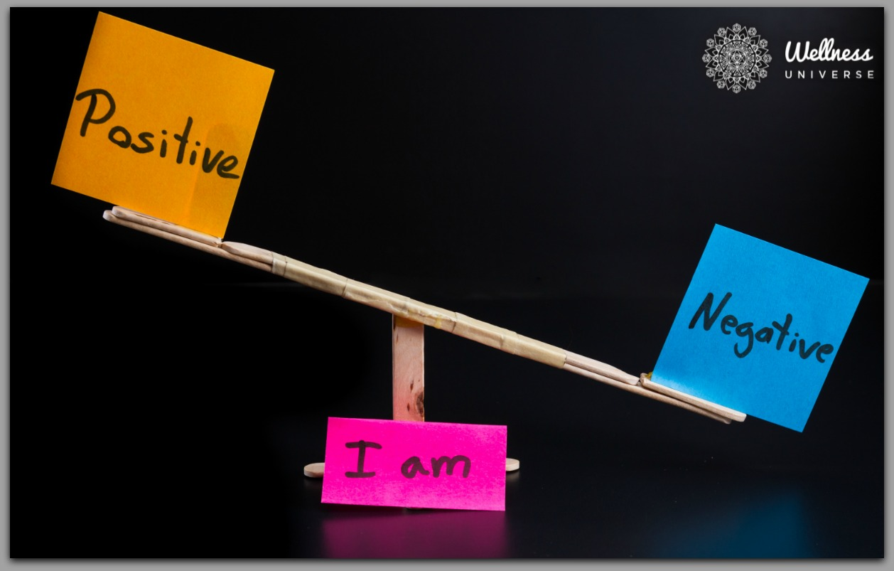 Insights and Inspirations: Reformat A Negative Thought by The Wellness Universe #WUVIP #TheWellnessUniverse #NegativeThought