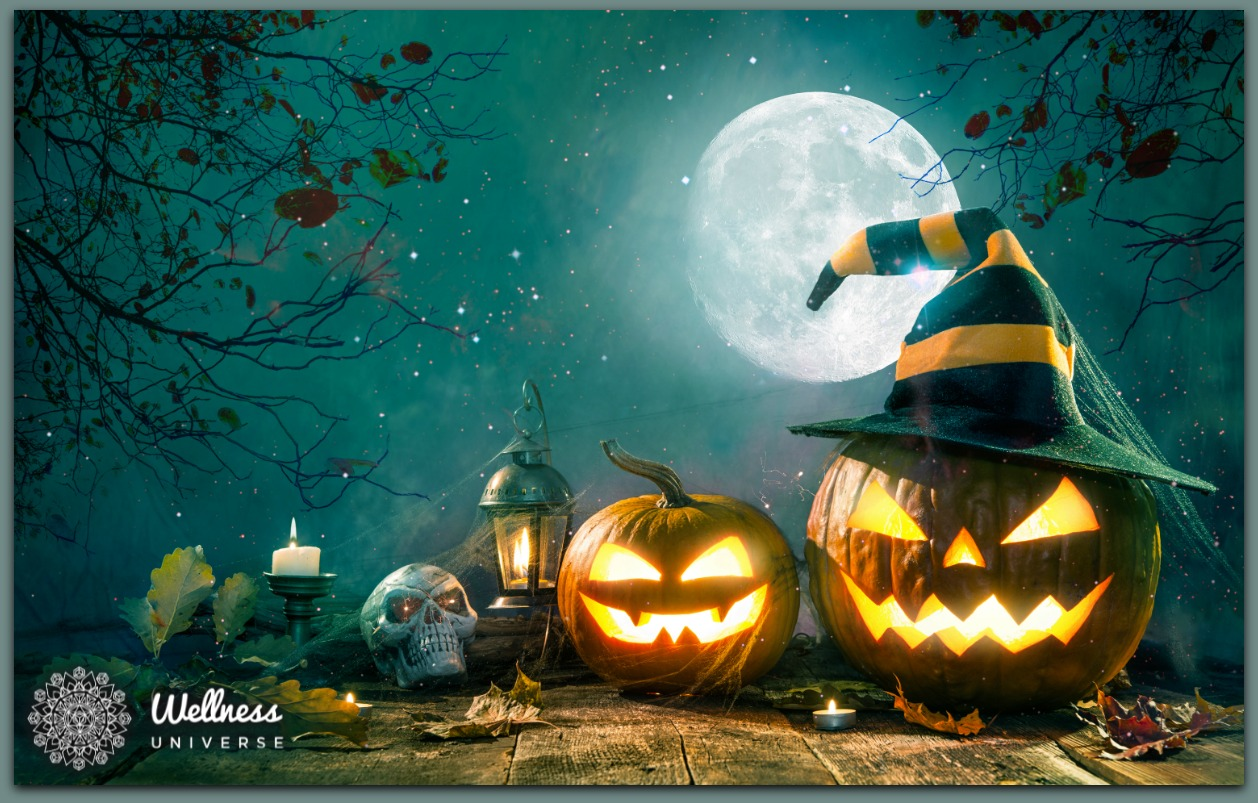 The Hallowed (Haunted) History of Halloween by Cristina Smith #TheWellnessUniverse #WUVIP #Halloween
