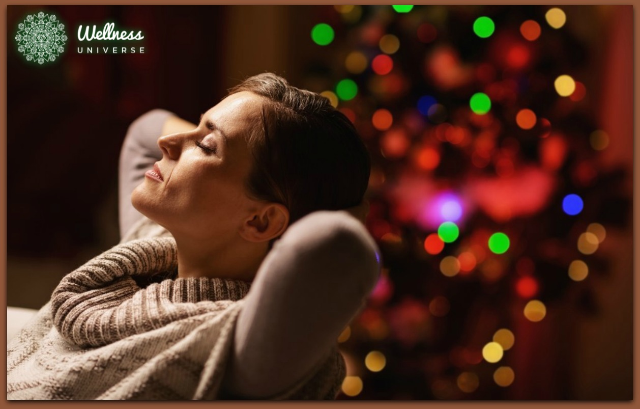 4 Practical Practices to Diffuse Holiday Stress by The Wellness Universe #WUVIP #DiffuseHolidayStress #Diffuse