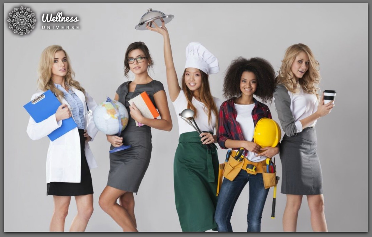 5 Statistics about Women in the Workforce by The Wellness Universe #WUVIP #TheWellnessUniverse #Workforce