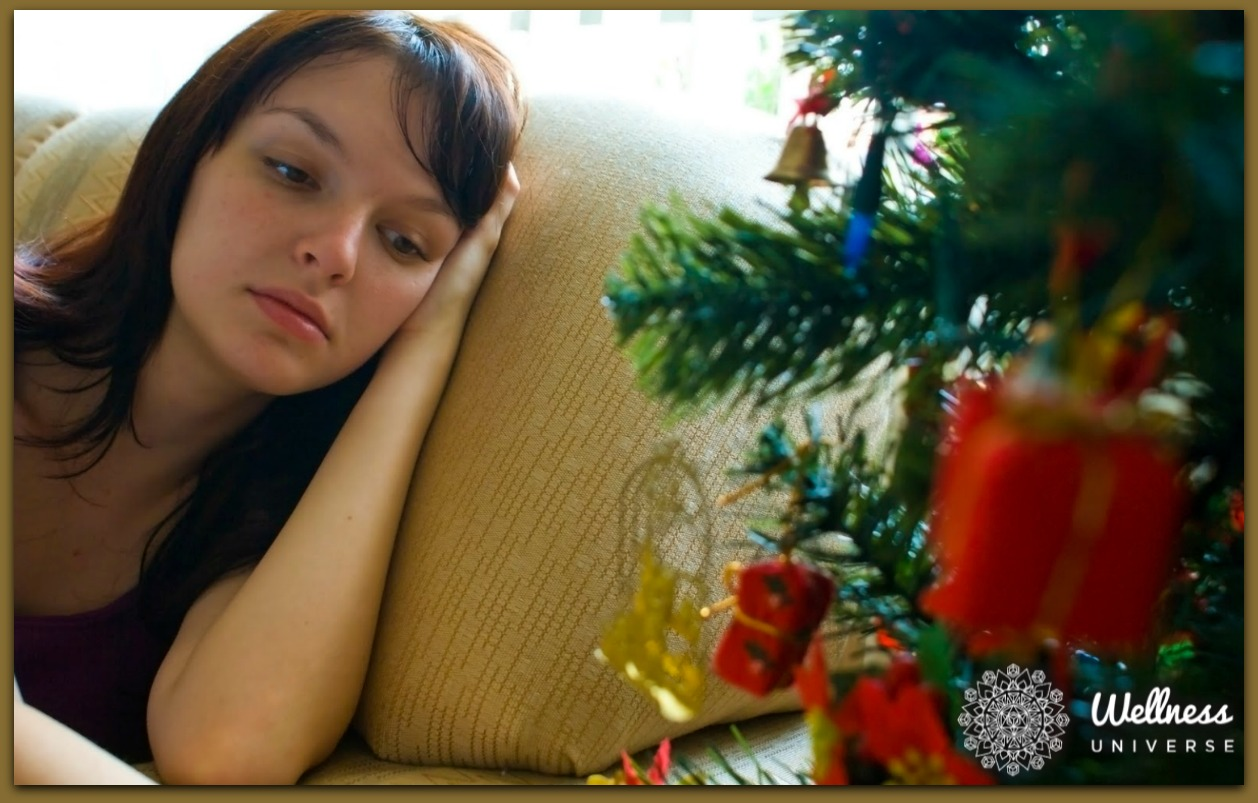 Holiday Help: Easing Depression by Ilene Dillon #TheWellnessUniverse #WUVIP #EasingDepression
