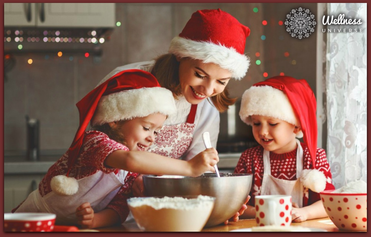 Insights and Inspirations: Joyful Holiday Childhood Memories by The Wellness Universe #TheWellnessUniverse #WUVIP #Memories