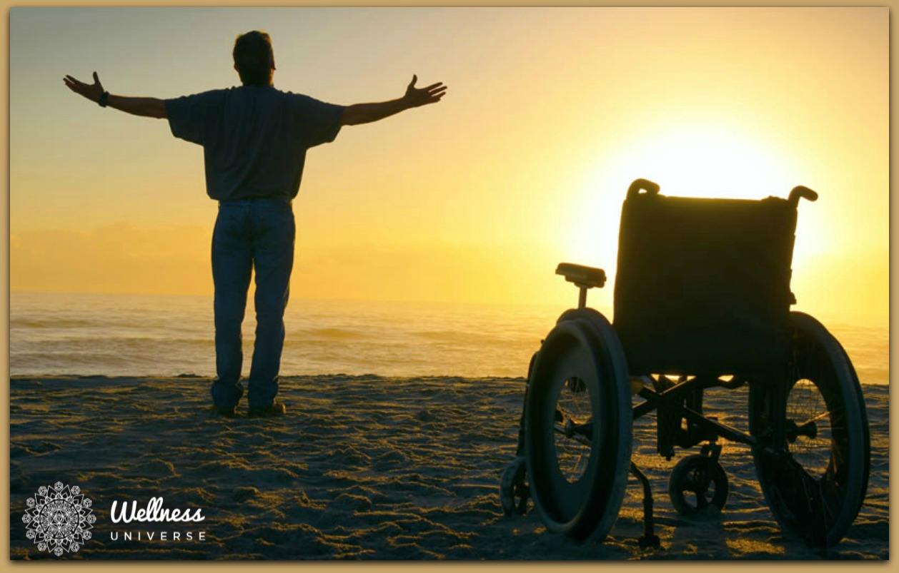International Day of Persons with Disabilities: December 3rd by Manuela Rohr #TheWellnessUniverse #WUVIP #Disabilities