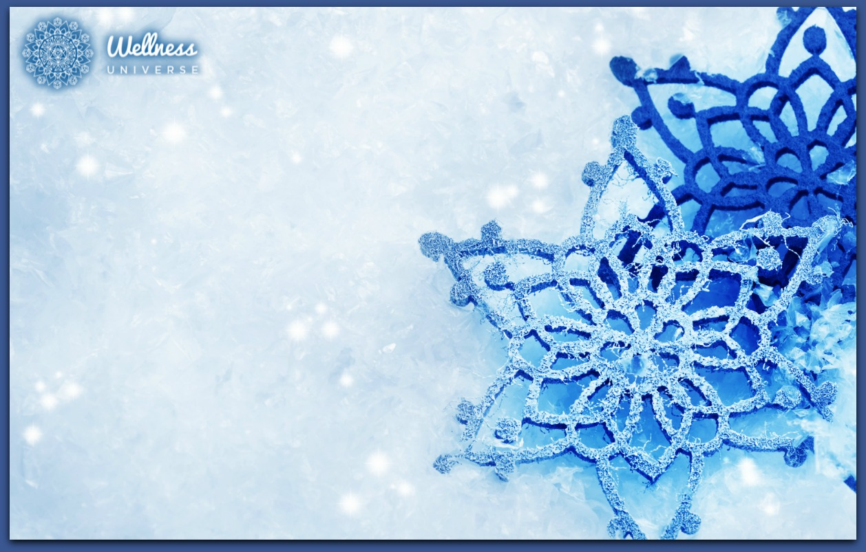 The Snowflake and the Power of Connection by Elizabeth Kipp #TheWellnessUniverse #WUVIP #Snowflake