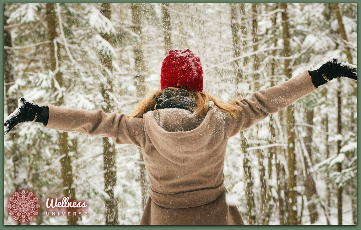10 Tips for Winter Emotional Wellness by The Wellness Universe #WUVIP #TheWellnessUniverse #EmotionalWellness