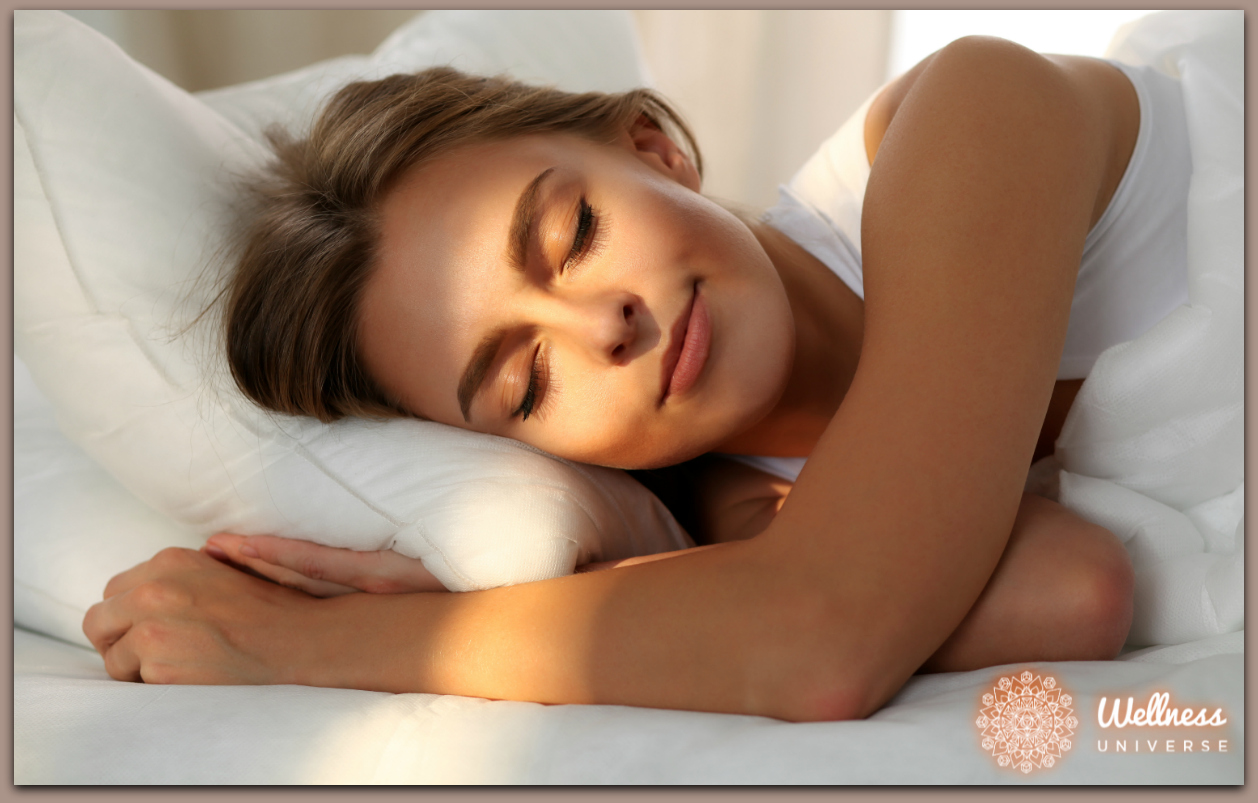 7 Natural Tips to Help You Fall Asleep Faster by Rochel Marie Lawson #TheWellnessUniverse #WUVIP #FallAsleep
