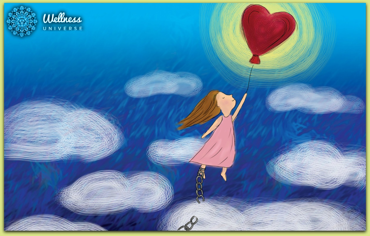 Are You Tethered to A Safety Net? Break Free and Soar by Kristi Borst #TheWellnessUniverse #WUVIP #SafetyNet #BreakFree #Freedom