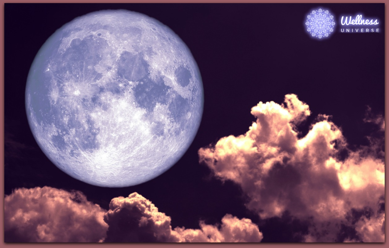 Springing into A Full Worm Supermoon by Jennifer Tasker #TheWellnessUniverse #WUVIP #FullMoon #SuperMoon #FullWormSupermoon #SpringEquinox