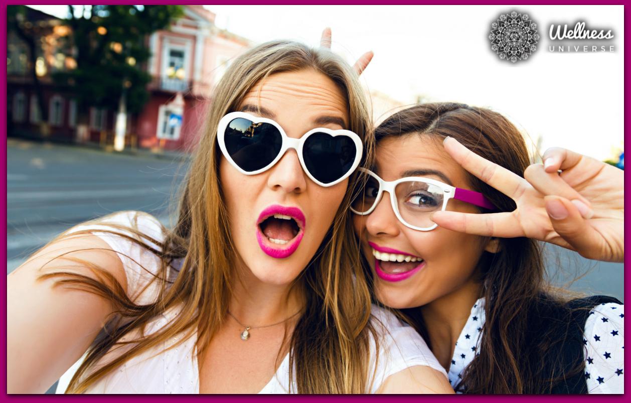 5 Benefits of Having True Friends by The Wellness Universe #TheWellnessUniverse #WUVIP #WUWorldChanger #TrueFriends #Friendship