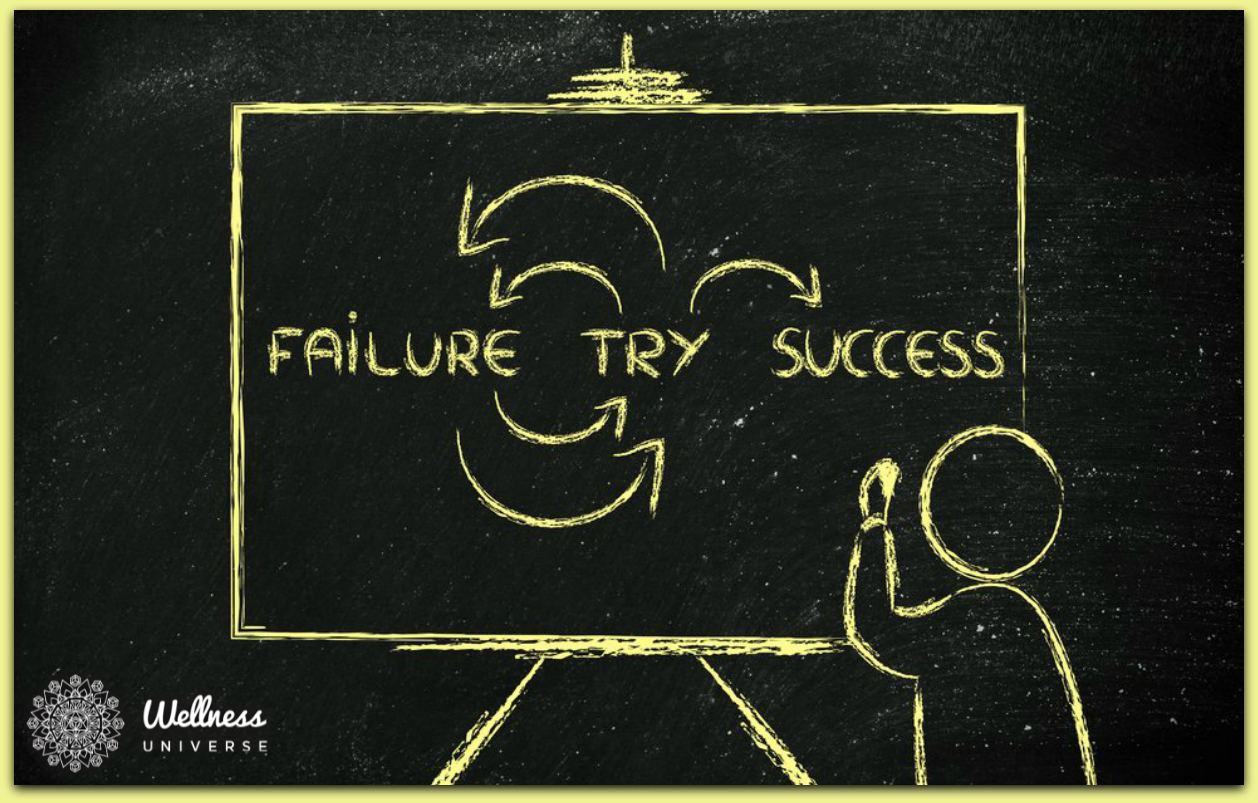 Successful People Know that Failure Is Your Friend by Rochel Marie Lawson #TheWellnessUniverse #WUVIP #WUWorldChanger #Successful #Failure #Friend