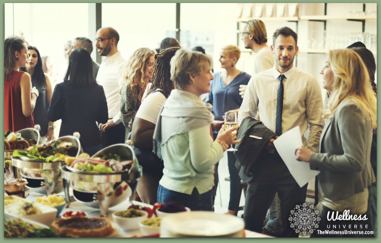 Better Your Mental Health: Get Out and Socialize by The Wellness Universe #WUWorldChanger #TheWellnessUniverse #WUVIP #MentalHealth #Socialize