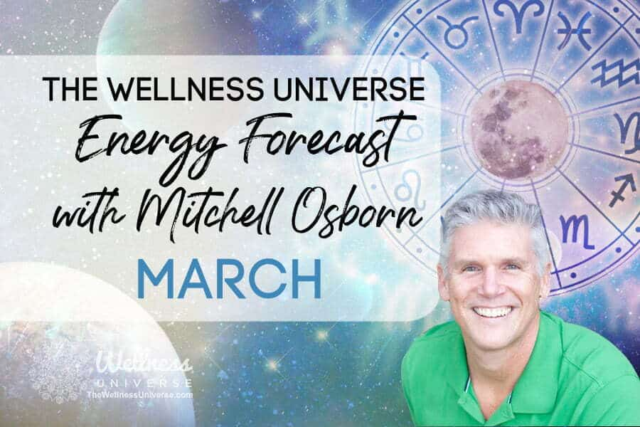 ENERGY FORECAST FOR MARCH 2021 WITH MITCHELL OSBORN