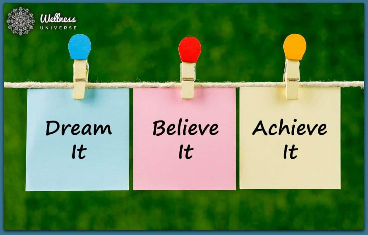 Can anyone achieve their dreams?